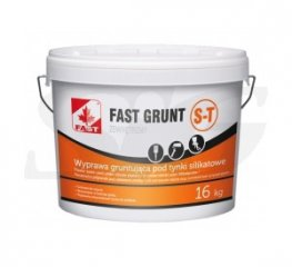 GRUNT FAST (S-T) RAL7046 16KG FAS