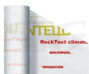 Folia paroizolacyjna ROCKWOOL ROCTECT INTELLO CLIMATE PLUS 0,4 mm 1,5/50 m