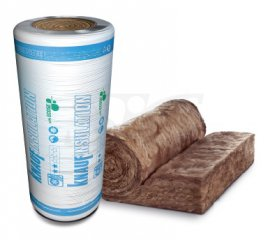 Wełna do poddaszy KNAUF INSULATION NATURROLL PLUS λ=0,04 W/mK 150/1200/4500 mm (5,4 m2)