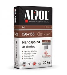 Nanospoina do klinkieru ALPOL AZ 151 od 3 do 10 mm szara 20 kg
