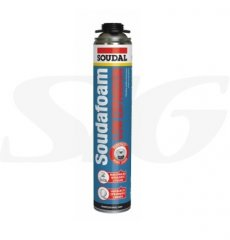 Piana pistoletowa SOUDAL SOUDAFOAM LOW EXPANSION GUN 750 ml (12 szt.)