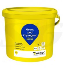 Grunt do posadzek WEBER.FLOOR TOP PRIMER 5 l